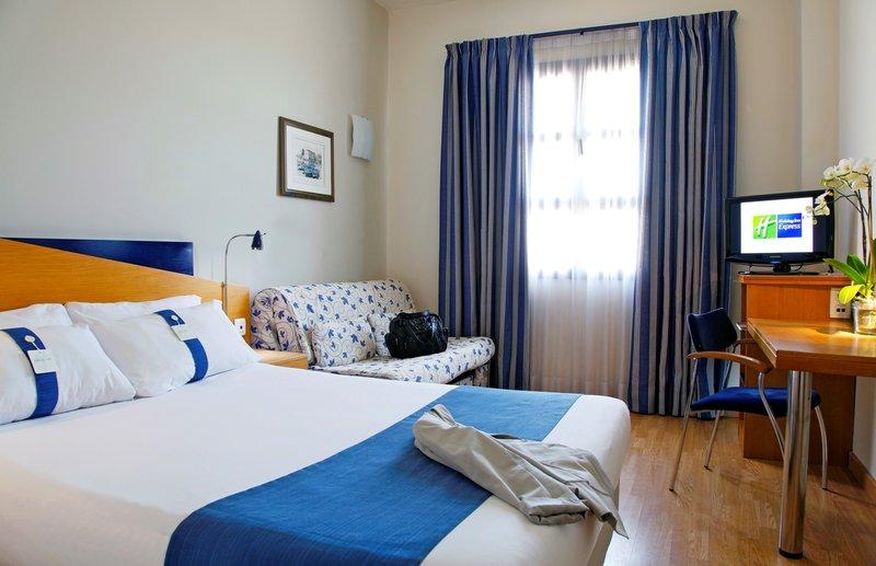Holiday Inn Express Valencia-Ciudad de las Ciencias Rum