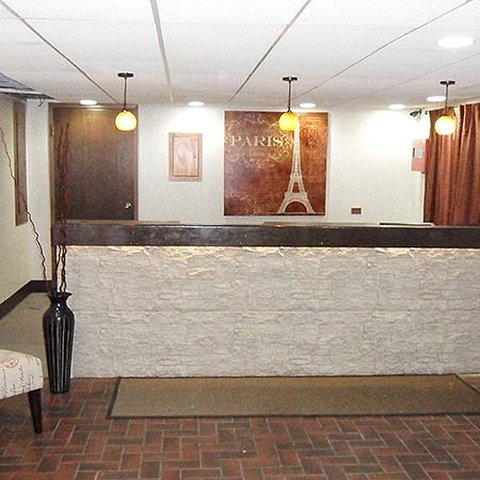 Magnuson Hotel Dixon - Magnuson Hotel Dixon Lobby