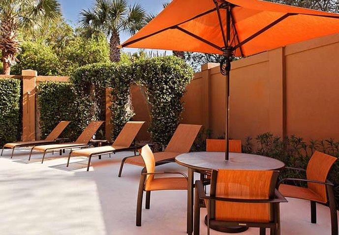 Hotel Courtyard Tampa North/I-75 Fletcher Otros