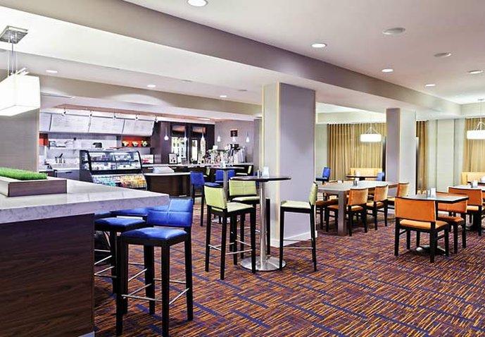 Hotel Courtyard Tampa North/I-75 Fletcher Gastronomía