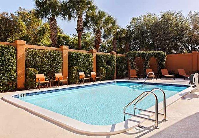 Hotel Courtyard Tampa North/I-75 Fletcher Centro de salud y belleza