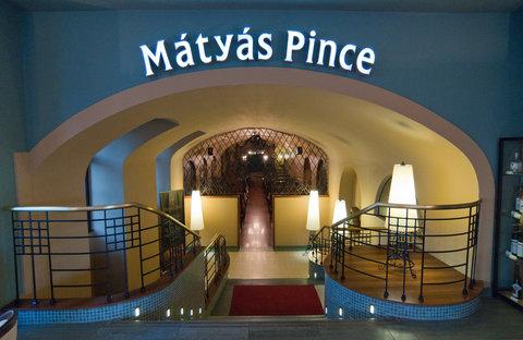 City Hotel Matyas - Restaurant