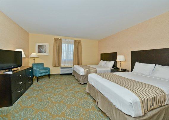 Suburban Extended Stay Hotel Quantico - Stafford, VA