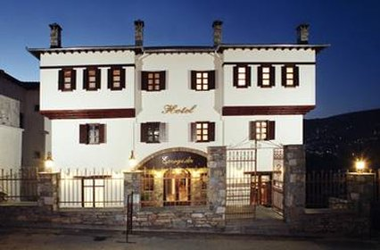 Erofili Hotel - Exterior