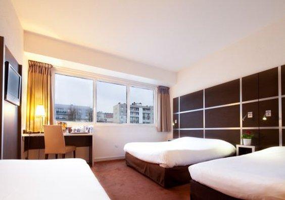 Hotel Kyriad Massy - Opera Zimmeransicht