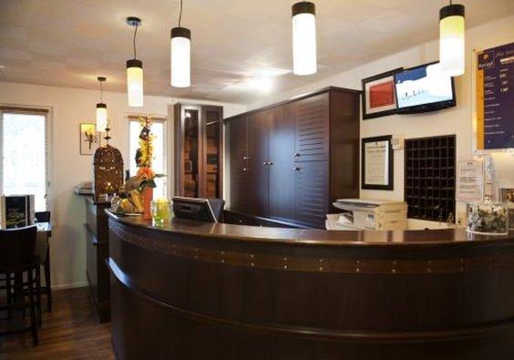 Hotel Kyriad Orleans Sud Olivet la Source Lobby