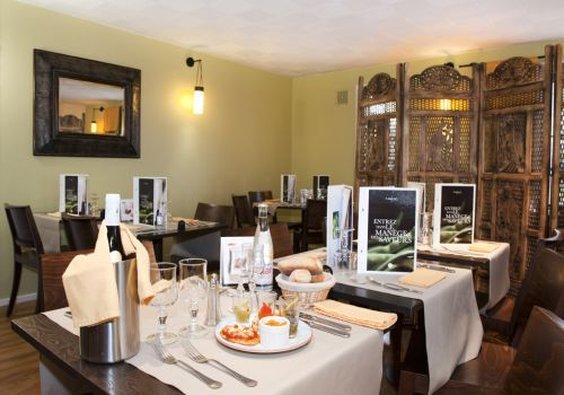 Hotel Kyriad Orleans Sud Olivet la Source Gastronomie