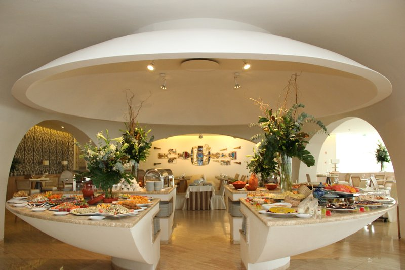 Crowne Plaza Hotel Vilamoura Algarve Gastronomía