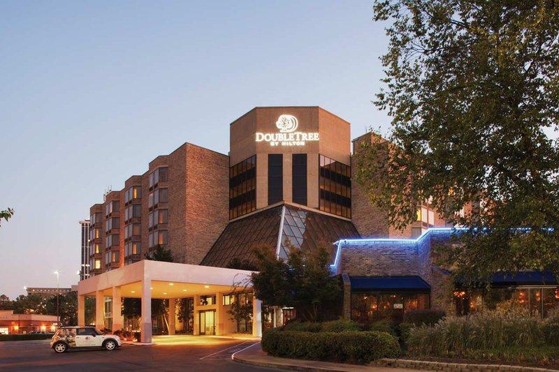 Doubletree Hotel Memphis Kilátás a szabadba