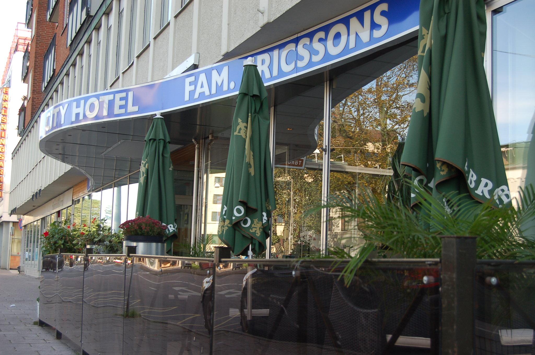 City Hotel Familjen Ericsson's