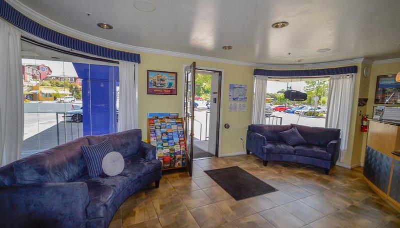 Ocean Pacific Lodge - Santa Cruz, CA