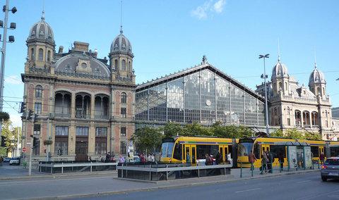 City Hotel Ring - Western Railway Station