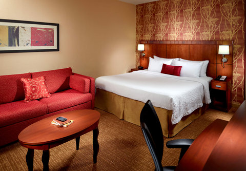 Courtyard by Marriott - Atlanta Executive Park/Emory - King Guest Room