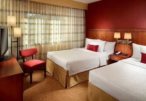 Courtyard by Marriott - Atlanta Executive Park/Emory - Double Double Suite
