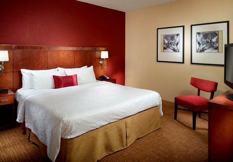 Courtyard by Marriott - Atlanta Executive Park/Emory - King Suite