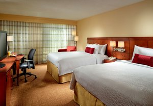 Room - Courtyard by Marriott Hotel Columbus