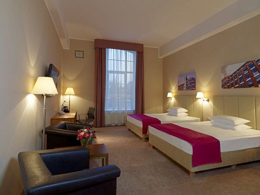 Hotel Focus Lodz