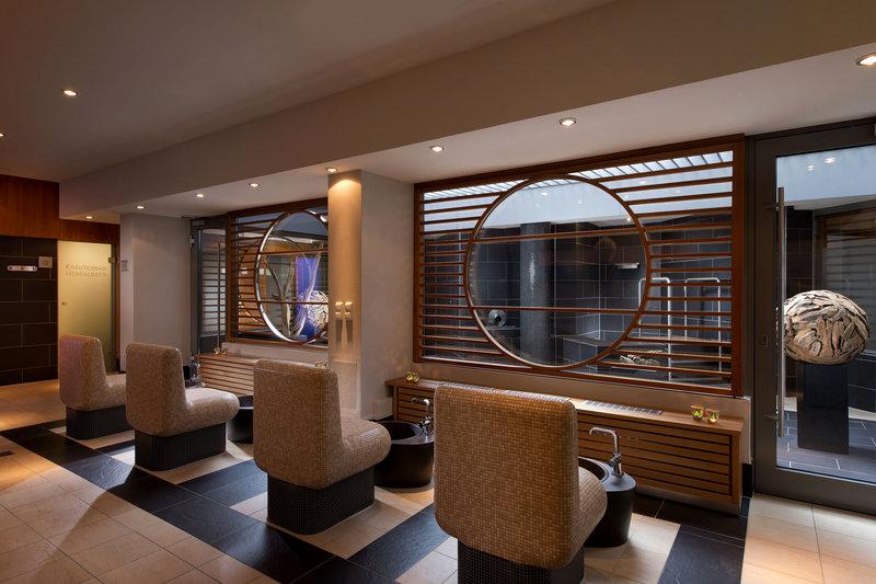 Hotel InterContinental Berlin Sauna