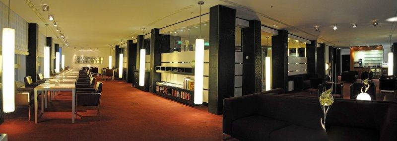 Hotel InterContinental Berlin Sala de estar do andar Club