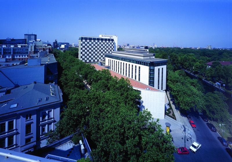 Hotel InterContinental Berlin Paisagem