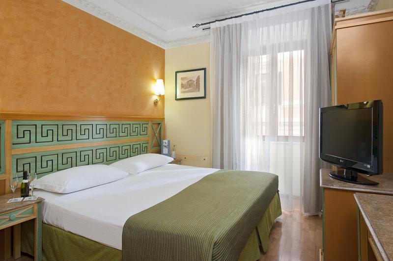 Hotel EXE Domus Aurea Widok pokoju
