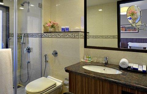سكن ساروفار بورتيكو - Bathroom CCSHLR