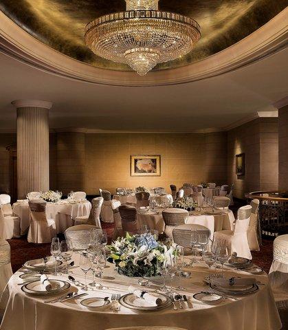 Renaissance Kuala Lumpur Hotel - Western Dinner Banquet