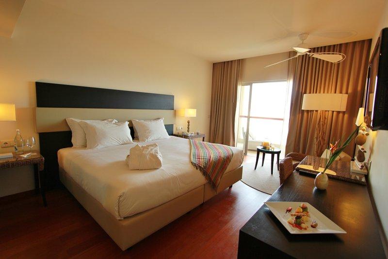 Crowne Plaza Hotel Vilamoura Algarve Vista de la habitación