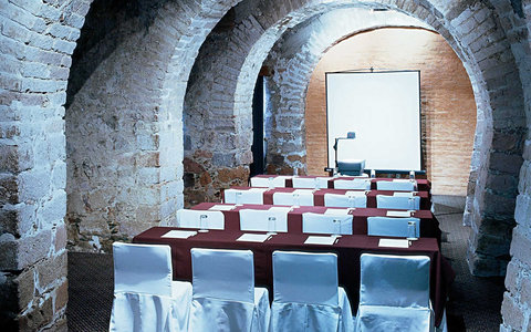 Quinta Real Zacatecas - Meeting Room
