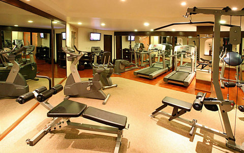 Quinta Real Zacatecas - Fitness Center