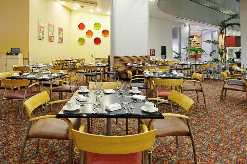 Holiday Inn Monterrey-Parque Fundidora Ristorazione