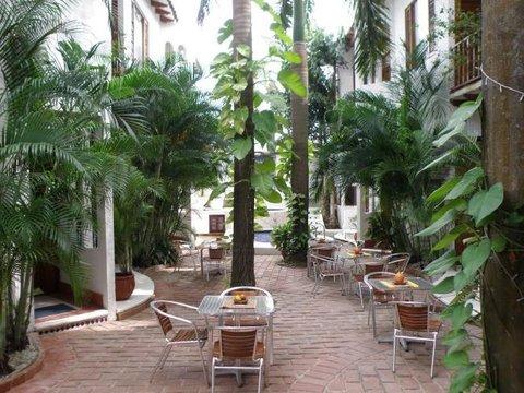 Zaguan De La Huerta Boutique Hotel - Bar