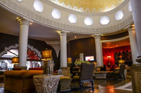 Hotel Vista Real Guatemala - Lobby