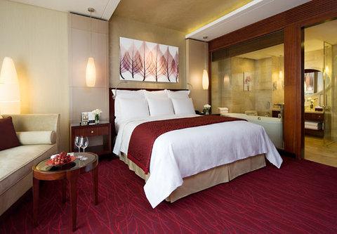 Beijing Marriott Hotel Northeast - Business Deluxe Guest Room