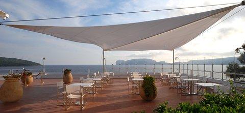 Hotel El Faro - Bar Lounge