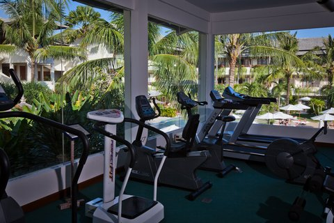 The Breezes Bali Resort & Spa - Gym at The Breezes Bali Resort and Spa