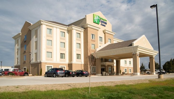 HOLIDAY INN EXP STES MORRILTON