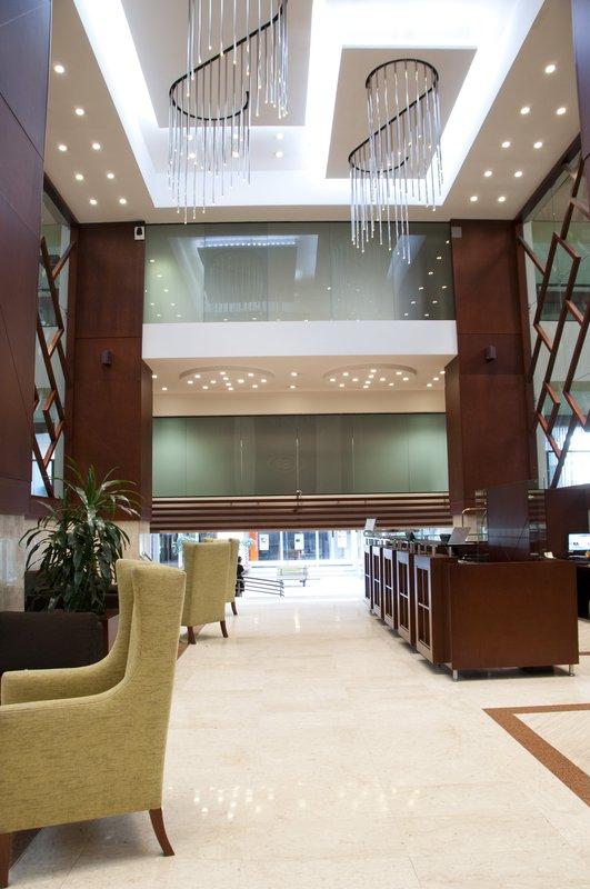 Crowne Plaza Aparta Suites Tequendama Ulkonäkymä