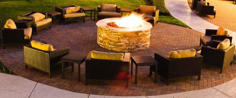 Country Inn & Suites By Carlson, Dallas-Love Field (Medical Center), TX - Fire Place