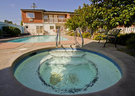 Comfort Inn & Suites Pohled zvenku