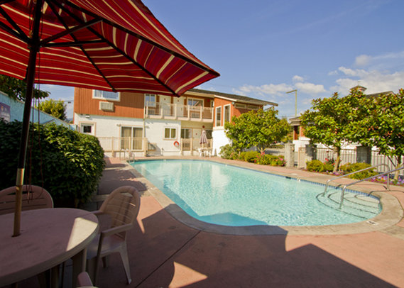 Comfort Inn & Suites Bazén