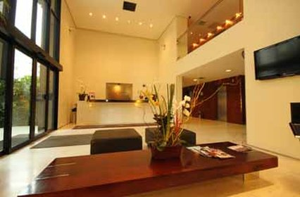 Promenade Ianelli - Lobby Reception