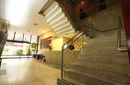 Promenade Guignard Hotel - Lobby Reception
