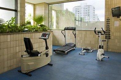 Promenade Volpi - Fitness center