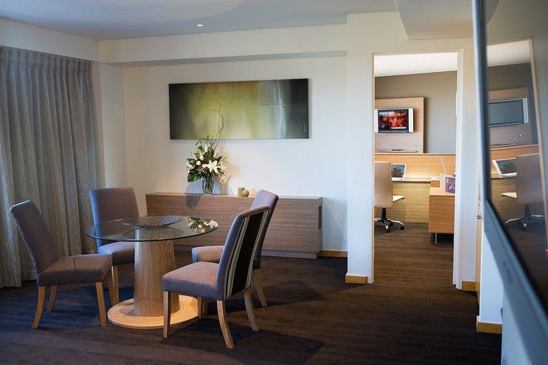 Crowne Plaza Hotel Canberra Zimmeransicht