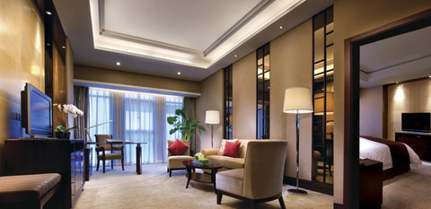 Grand Metropark Yuantong - Executive Room Twin Bed