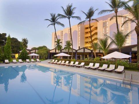 Le Meridien Douala - Pool
