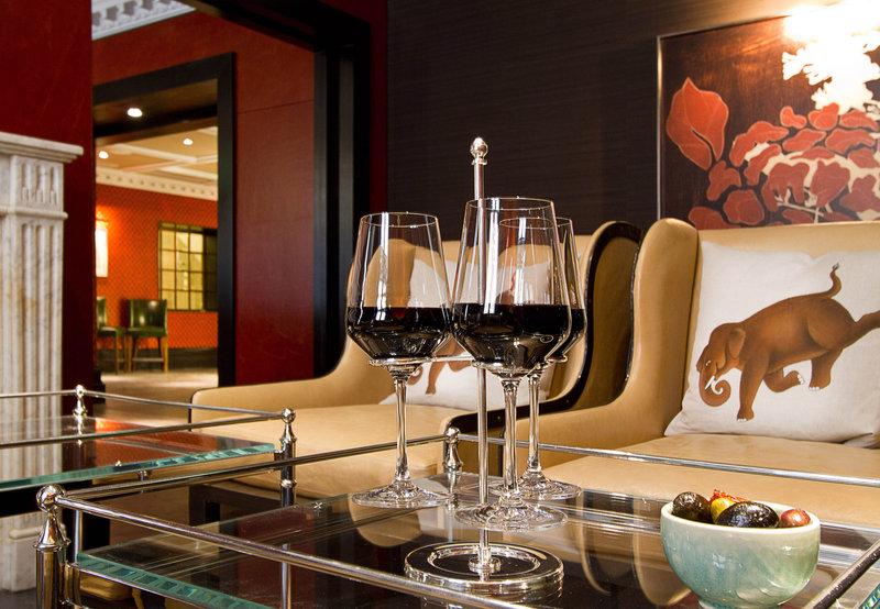 St Ermin's Hotel Ravintolat