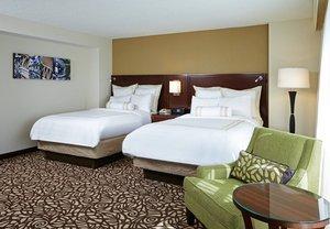 Room - Marriott City Center Hotel Portland