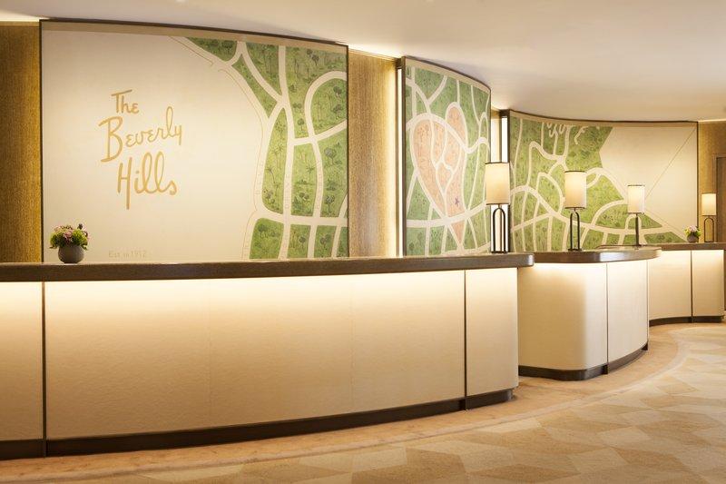Beverly Hills Hotel - Beverly Hills, CA